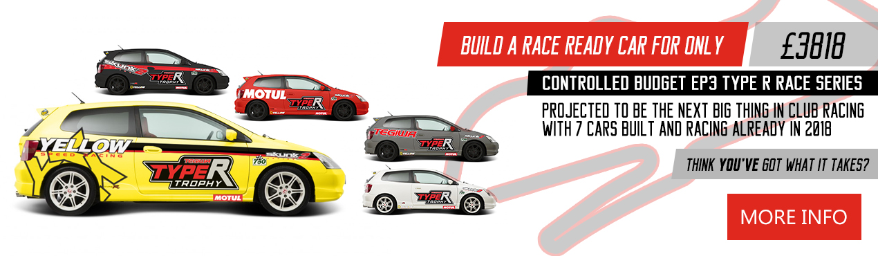 Tegiwa Type R Trophy – Controlled budget racing