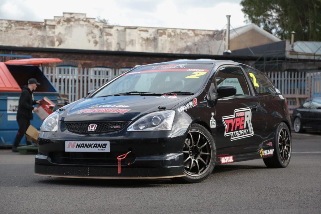 2002 HONDA CIVIC EP3 TYPE R RACE CAR - TYPE R TROPHY READY ...